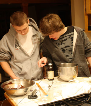 Baking And Pastry basic subjects in high school